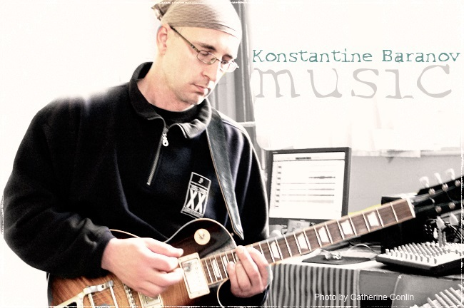 Konstantine Baranov    Mixing Engineer