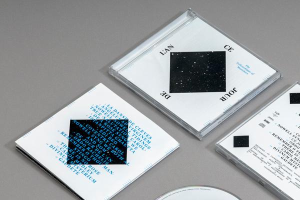 Ce Jour De L'an album cover art