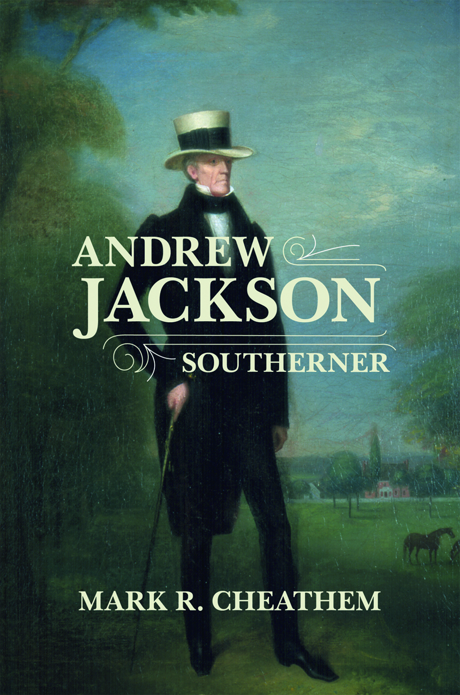 Historian, Mark Cheathem, will be at the Museum Center at 5ive Points on Thursday, April 3 at 6:00 p.m. to discuss his new book, Andrew Jackson,  Southerner. This event is free for Museum members and regular admission applies for non-members.