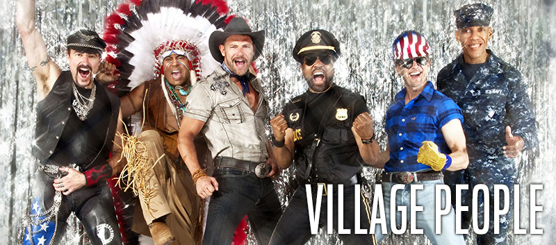"The self proclaimed ""Kings of Disco"" - The Village People - will be headlining the Museum Center at Five Points' 2014 Annual Gala."