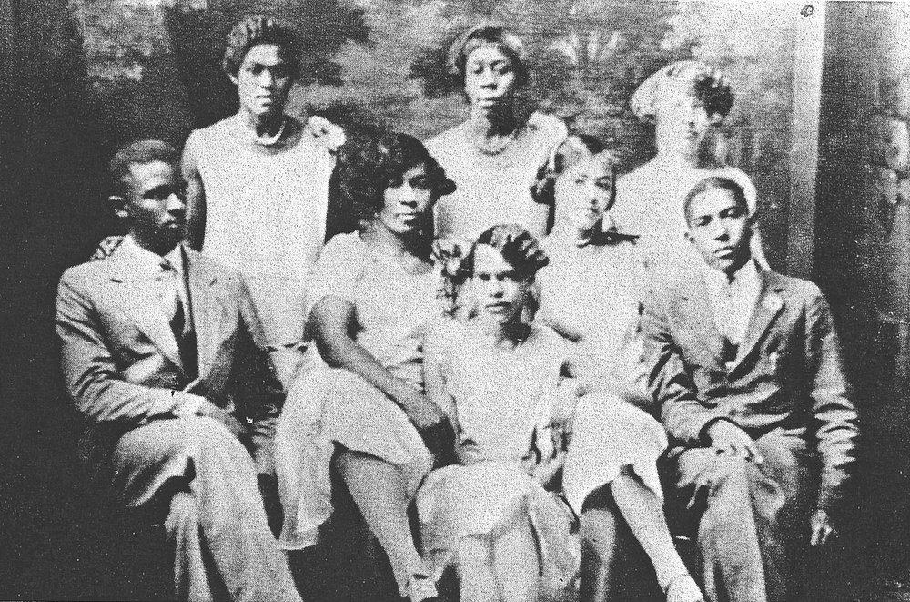 1927 Graduating Class