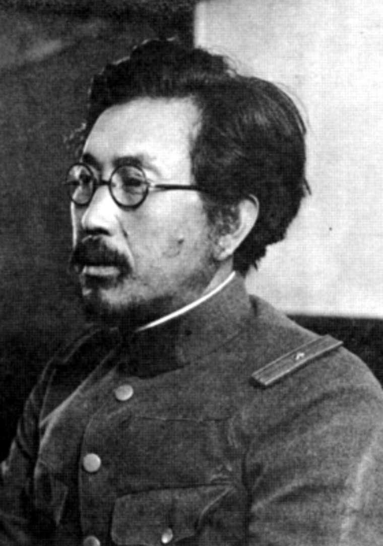 General Shiro Ishii, head of Unit 731.