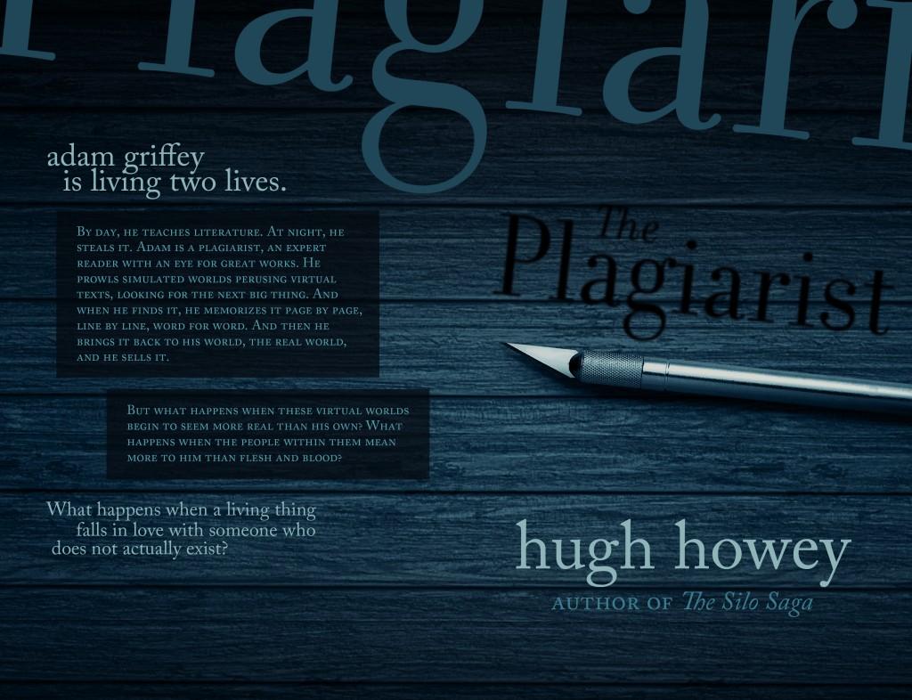 Hugh Howey's The Plagiarist