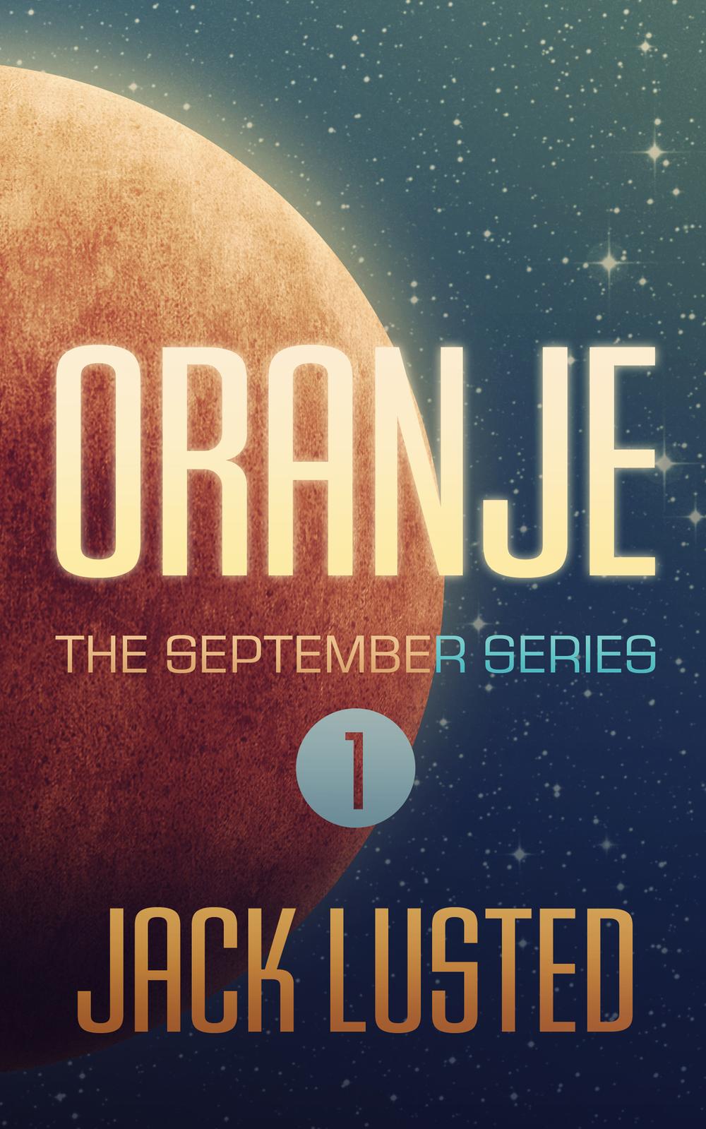 The original cover for Oranje .