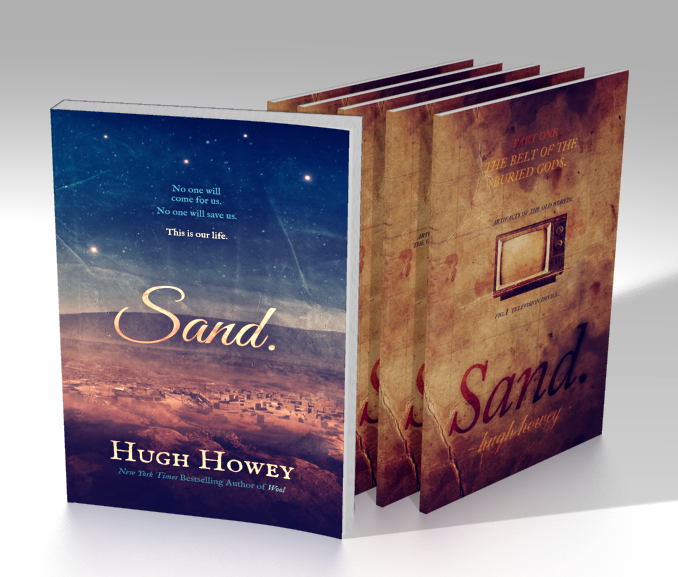 The complete  Sand  series