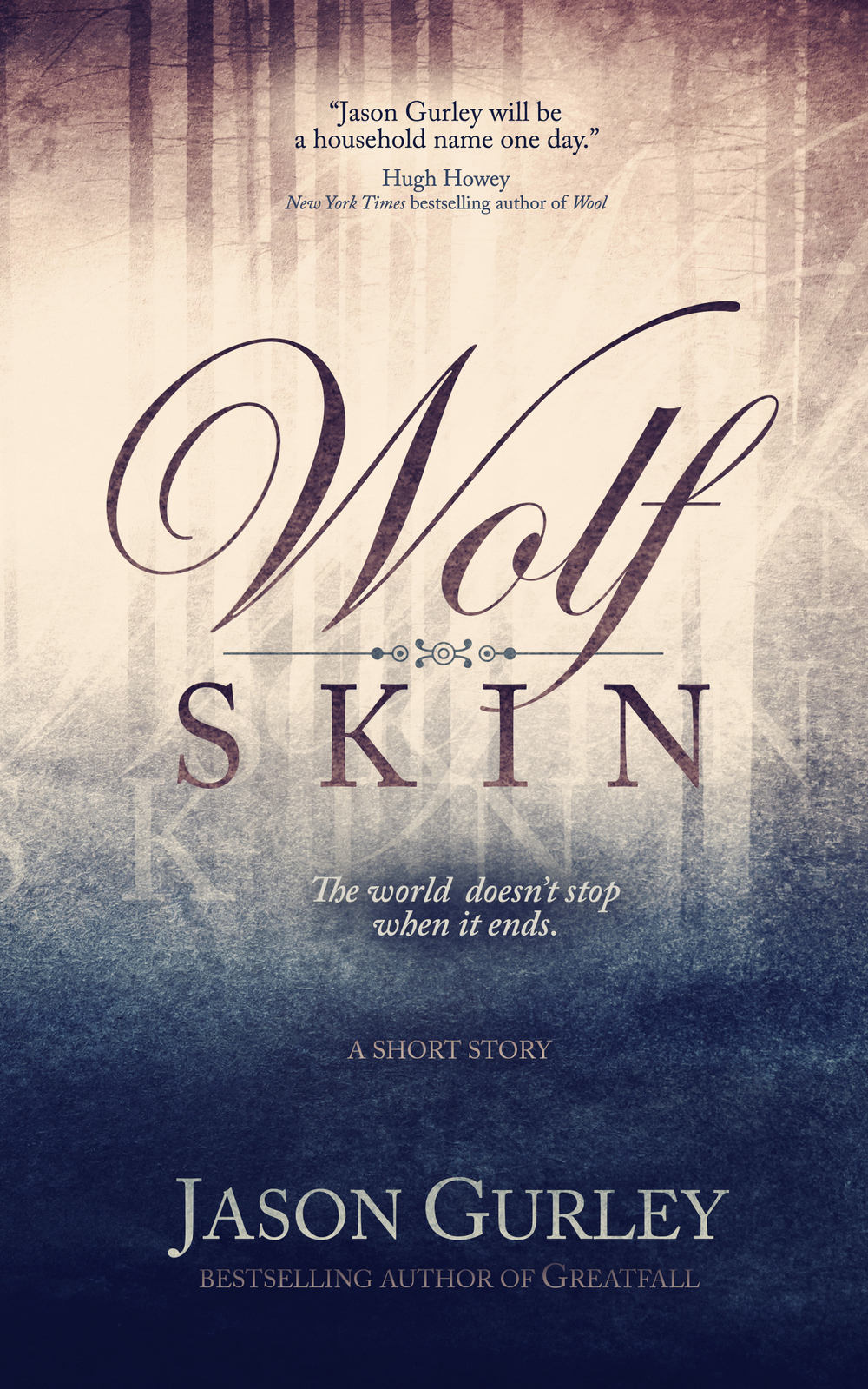Wolf Skin is available today!