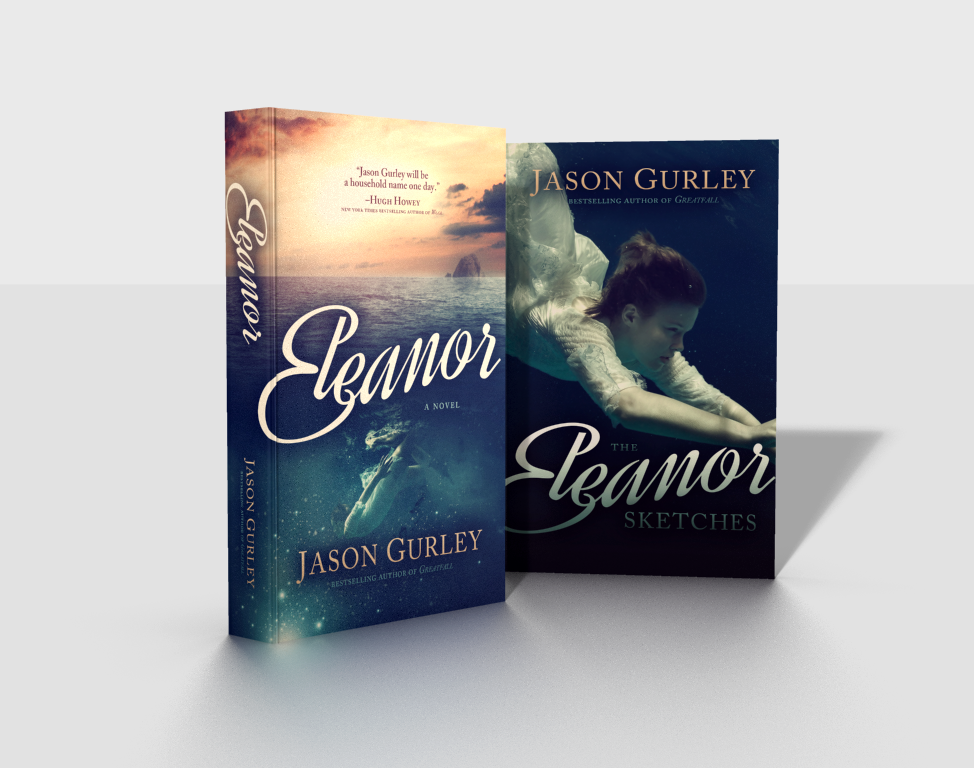 Preorder  Eleanor  and  The Eleanor Sketches  is yours for free.