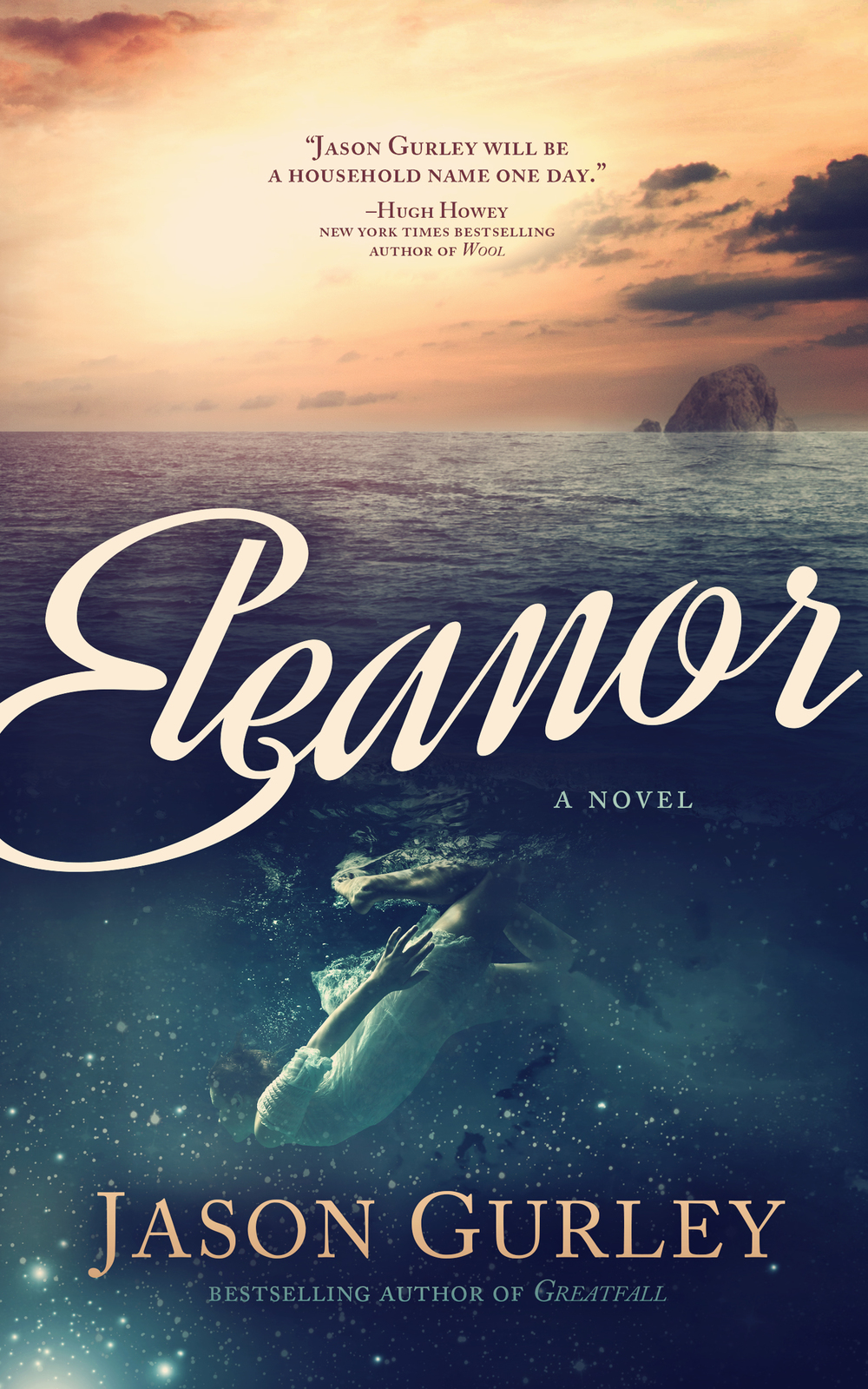 Eleanor  finally comes out on Friday!