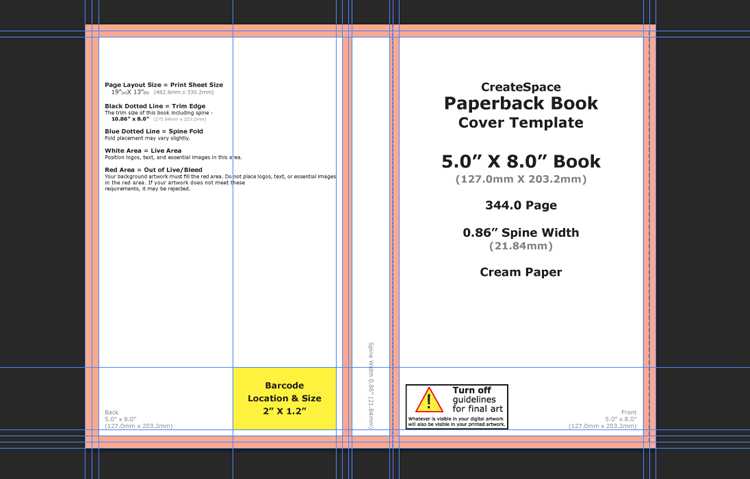 diy book cover design part 3 setting up your file jason gurley