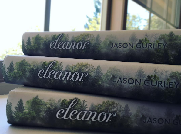 Enter to win one of these three signed UK editions of Eleanor