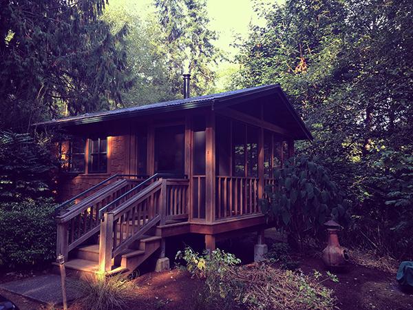 Foxglove cabin