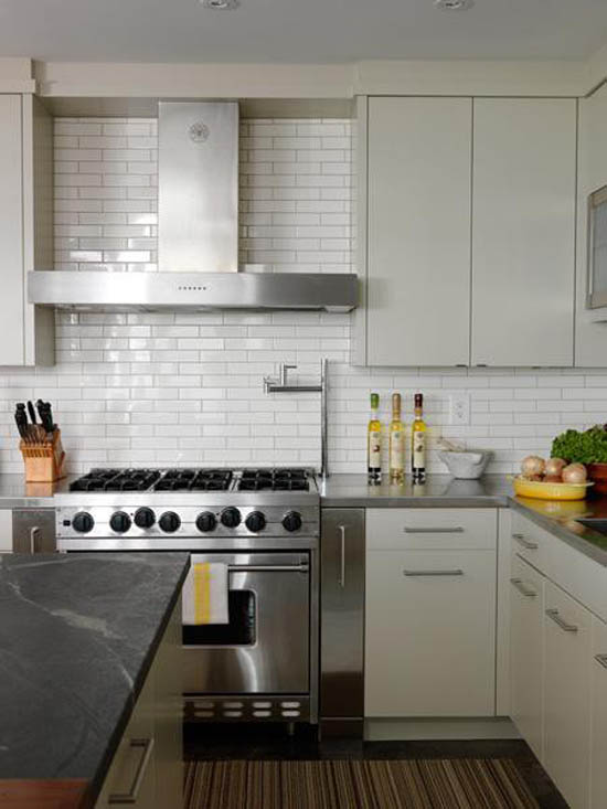 Cast your vote kitchen backsplash the marion house book for Armoire de cuisine en anglais