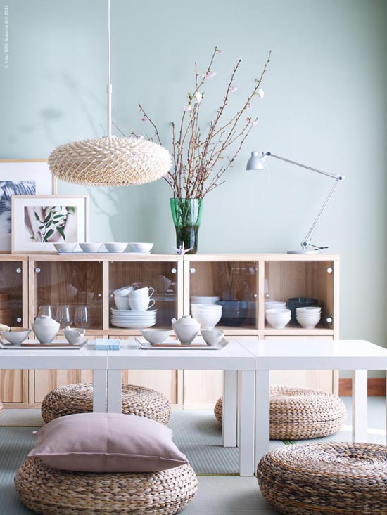 Material trends from ikea the marion house book for Ikea ka che inspiration