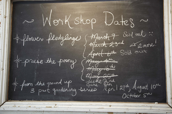 Still some room in the June 2nd and June 8th workshops!