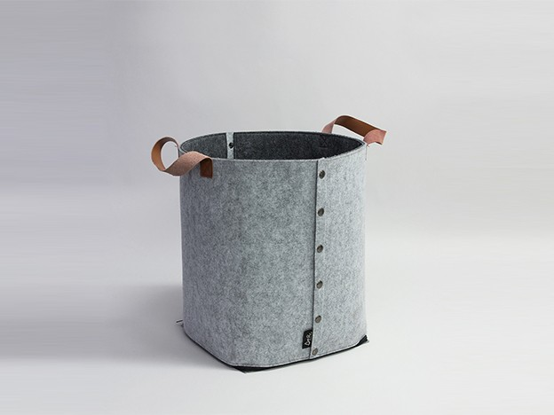 Felt Storage Basket - available in other colours - $120