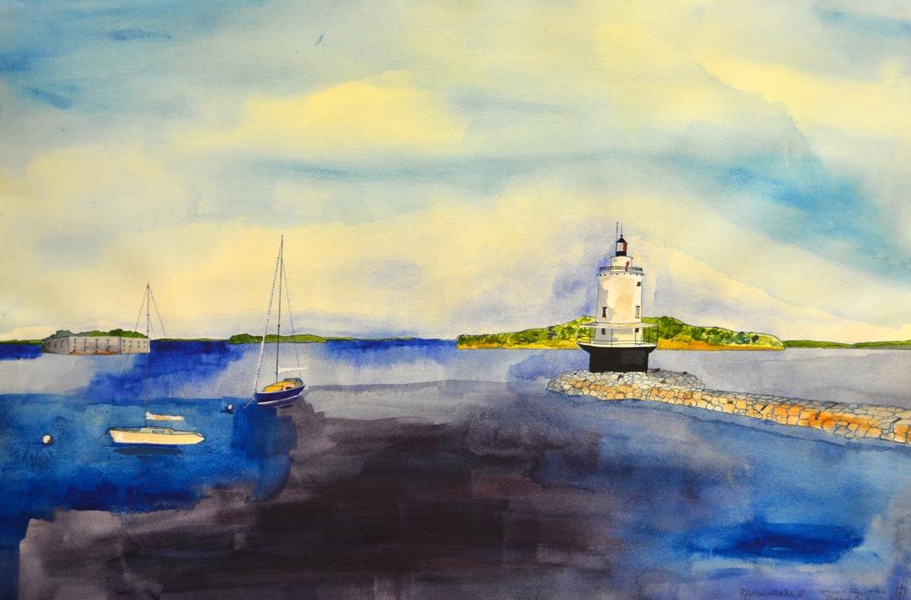 Springpoint Ledge Lighthouse