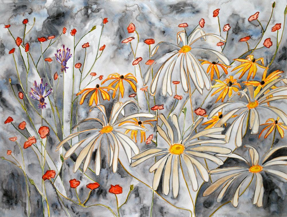 Baffie's Wild Flowers