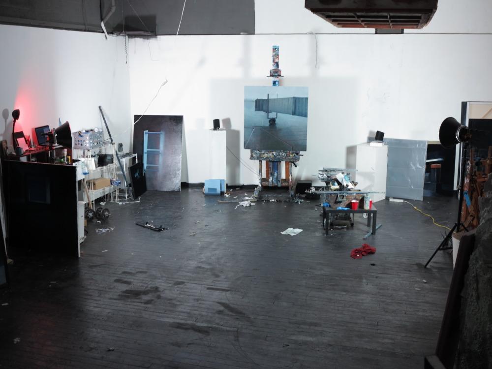 Trevor's Studio.