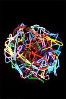 Random Neon Dome, 2012.