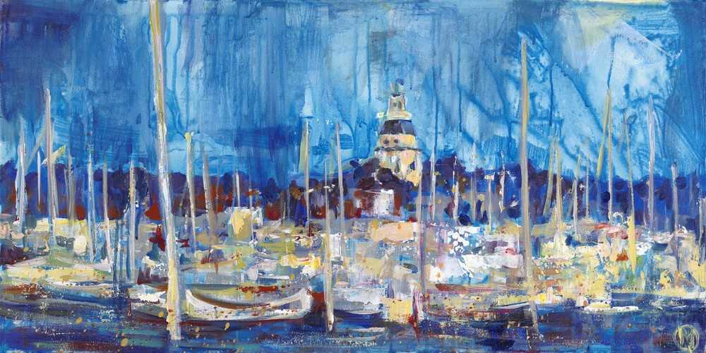 Maggie's work: Annapolis.