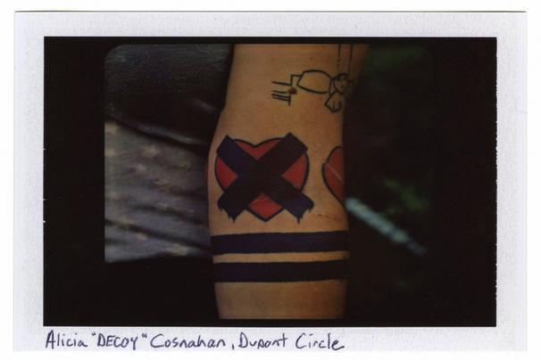 Alicia's Tattoo.