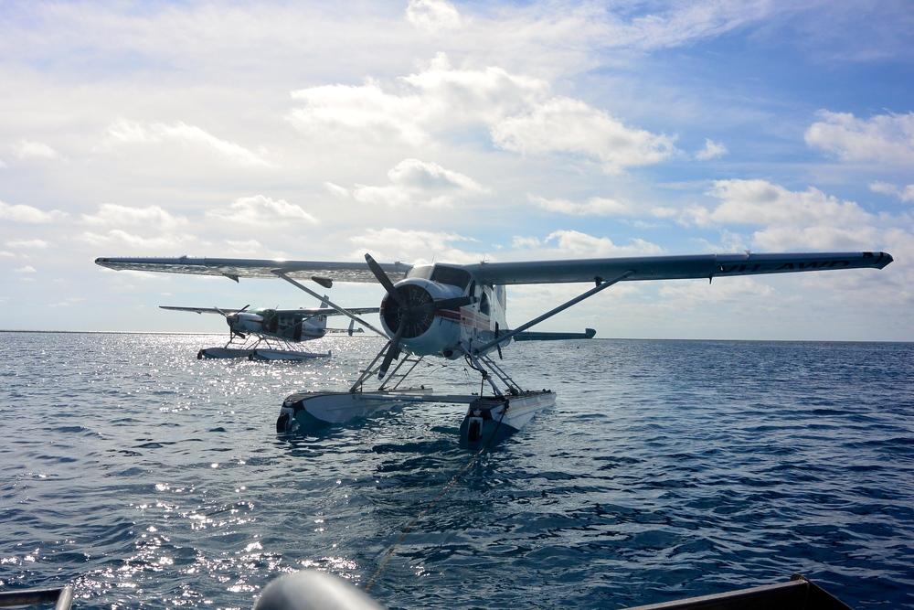 Air Whitsunday seaplane tour