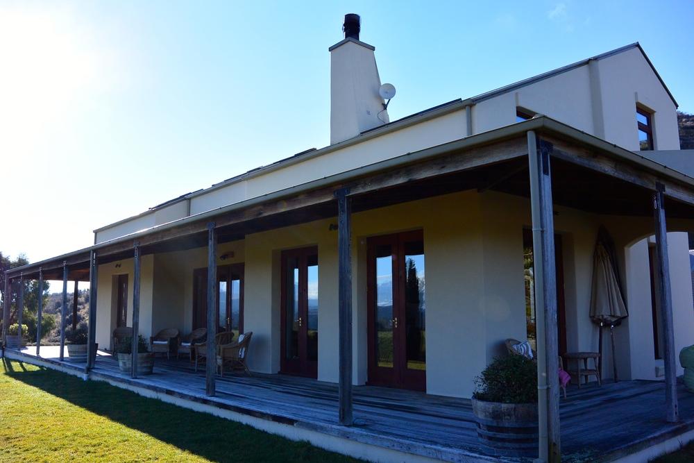 Riverrun Lodge Wanaka