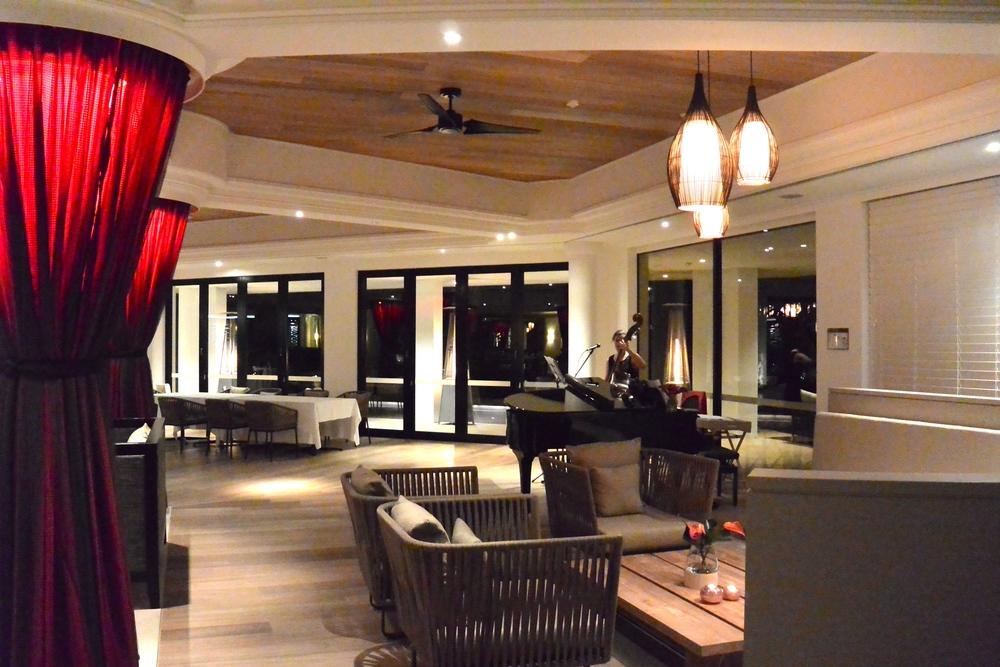 Fire Restaurant @ One & Only Hayman Island