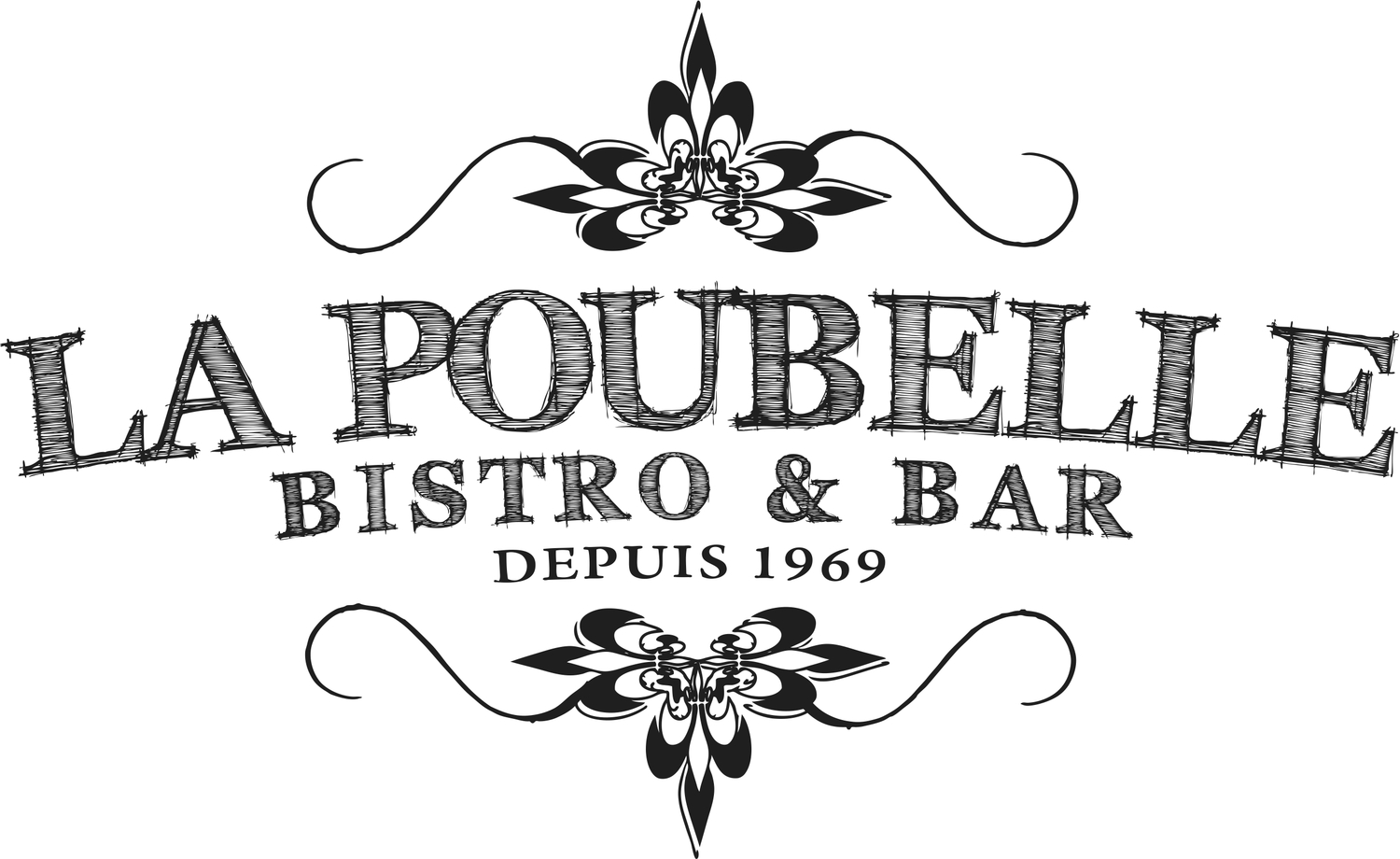 La Poubelle Bistro & Bar - Hollywood - Los Angeles, California