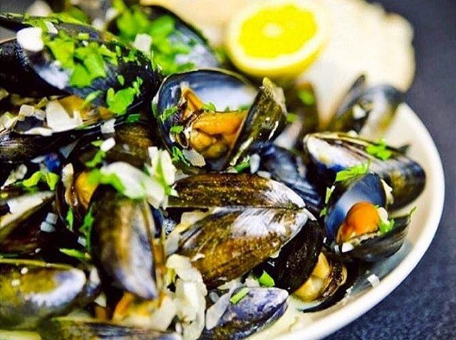 Moules Frites Monday starting at 5pm today until close! #dailyspecial