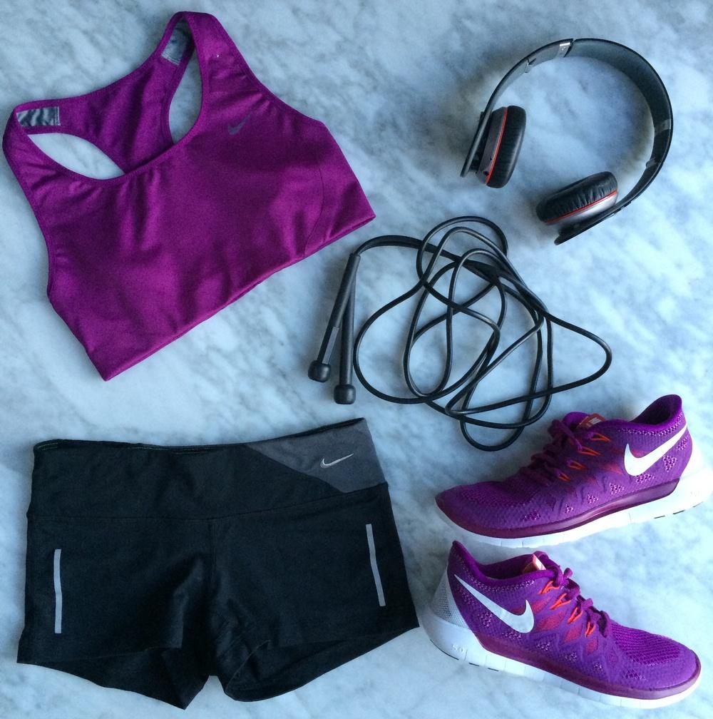 Wearing Nike from Nike Sydney Store www.nikesydney.com