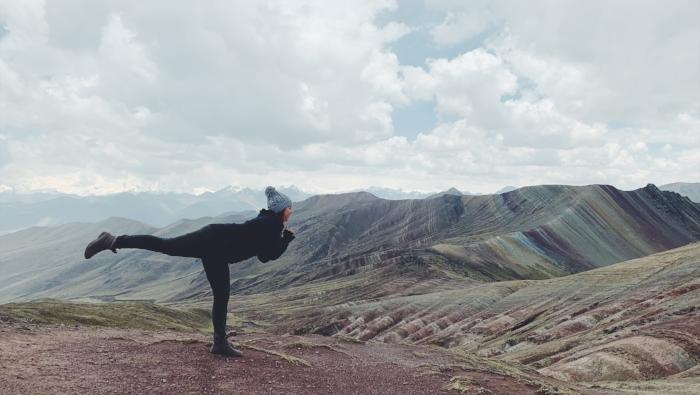 The Palcoyo Mountains of Peru