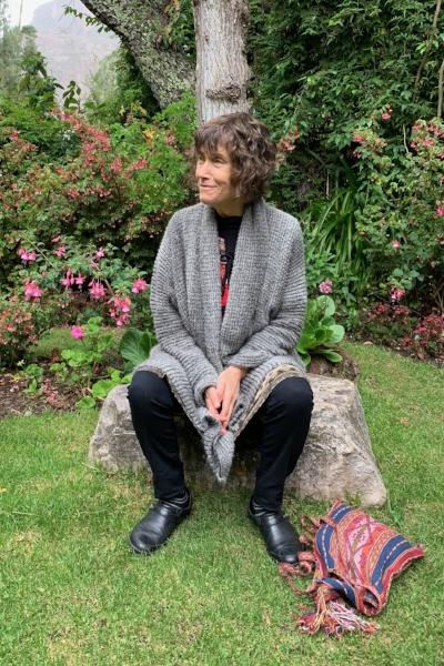 Carol Cumes of Willka Tika