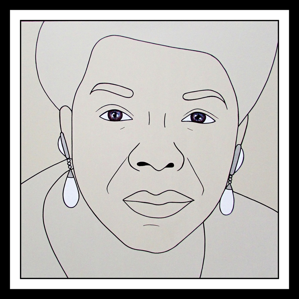 Heroes- zMaya Angelou, 48 x 48 inches, Brand Us Art (1).jpg