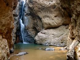 Waterfall in Pai