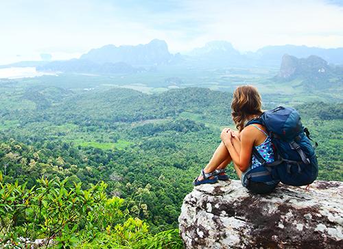 หากคุณเป็นคนรับการผจญภัยและมองหาอะไรใหม่ๆให้กับชีวิต เก็บเสื้อผ้าใส่กระเป๋าใบโปรดของคุณได้เลย