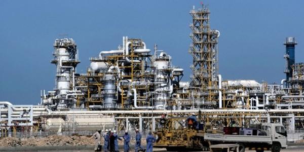 Qatar — Ras Laffan Gas Terminal