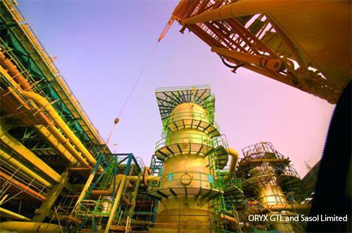 ORYX GTL and Sasol Limited - credit: ORYX GTL