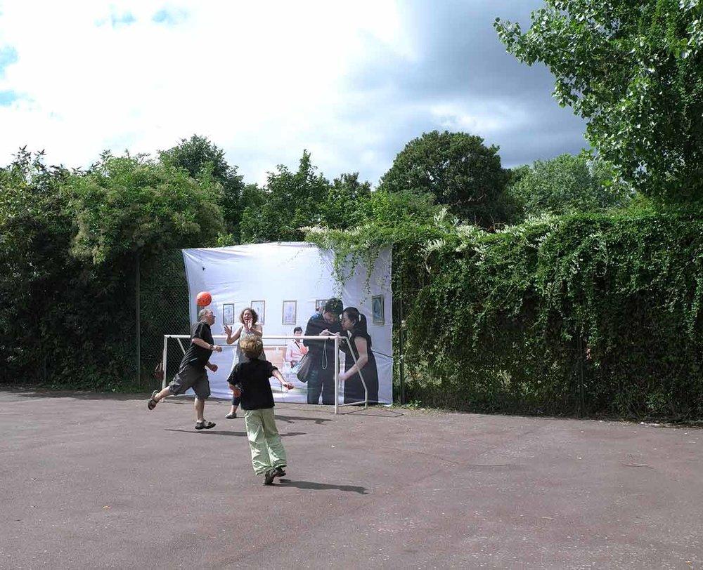 Sight Unseen (Cossall Park) 2014