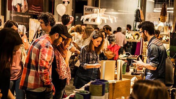 Mercado Central de Diseño en el Matadero, el 2 y 3 de enero, de 11 a 21 horas