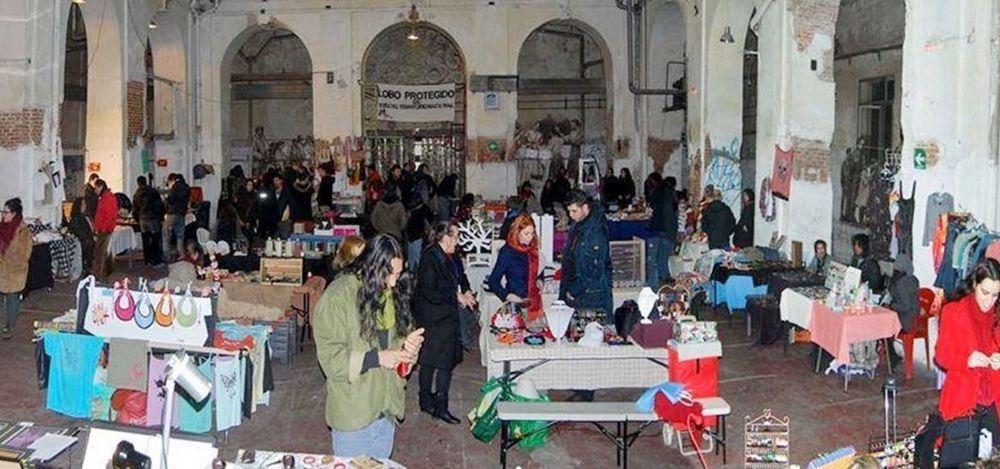 Mercadillo de Reyes en Tabacalera, el 3 de enero, de 11 a 20 horas