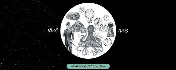 """""""Julio Verne. Los límites de la imaginación"""", en Espacio Telefónica, de 10 a 20 horas"""