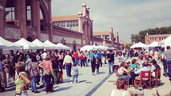 Mercado de productores, el sábado 30 y domingo 31, de 11 a 19 horas el sábado y de 11 a 17 horas el domingo, en Plaza de Legazpi