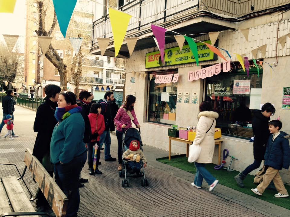Mugus Market, en la plaza de Carlos I, de 11 a 16 horas.