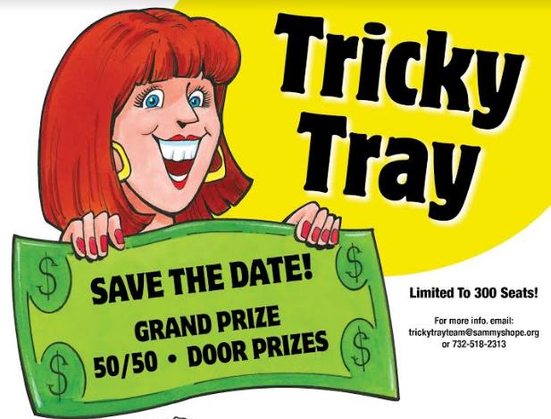 Tricky Tray Info here!