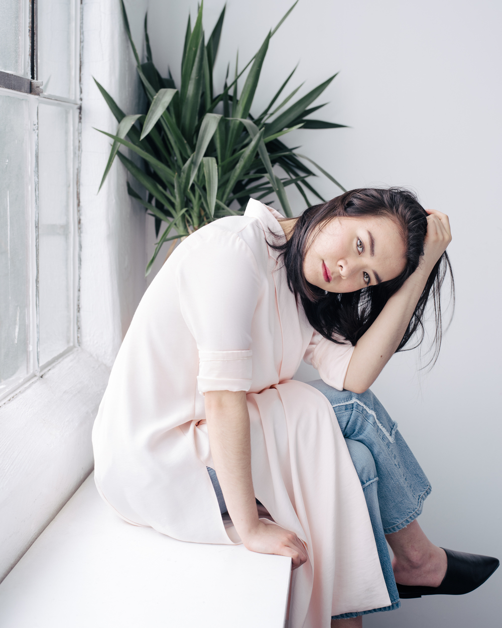 Mitski for  Brooklyn Magazine