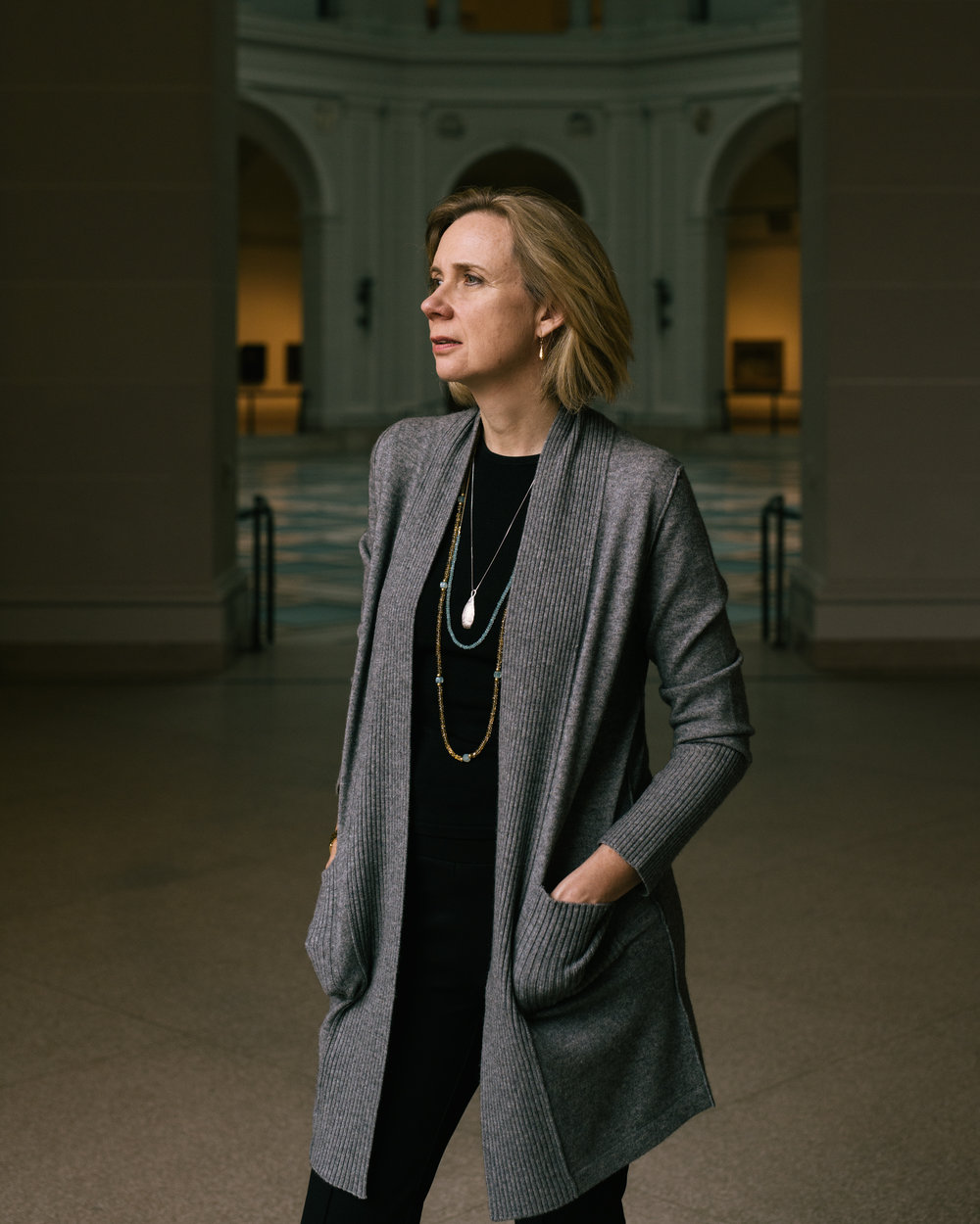 Catherine Morris of the Brooklyn Museum for Artsy