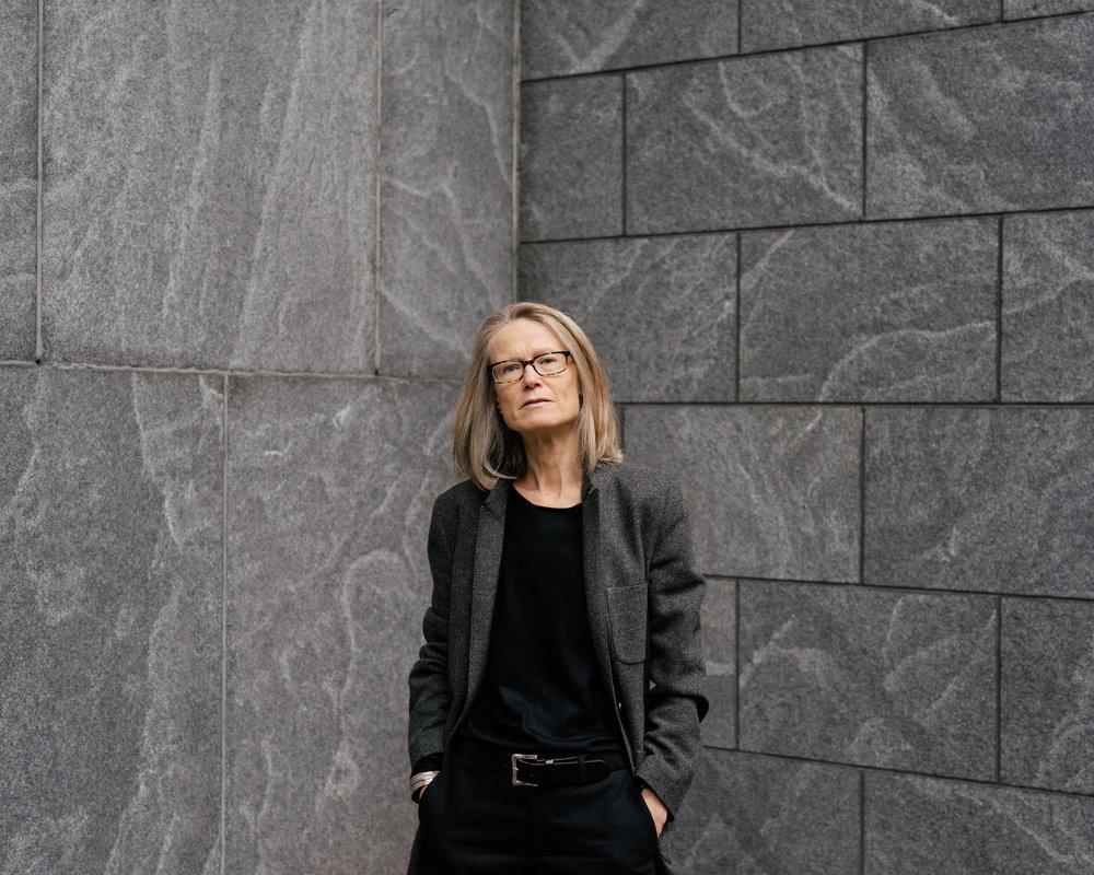 Sheena Wagstaff of the MET Breuer for Artsy
