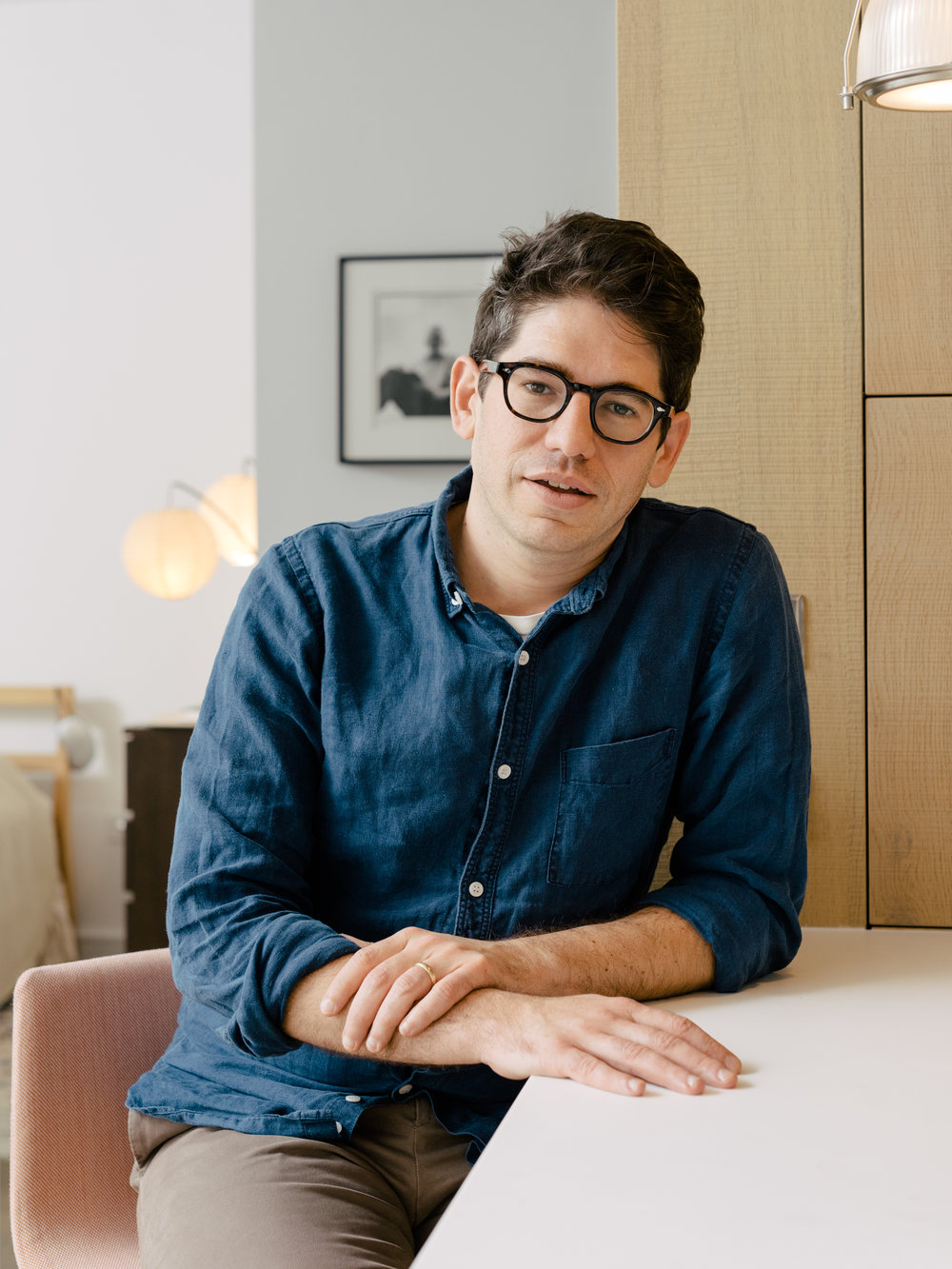 Yancey Strickler for Financial Times Weekend
