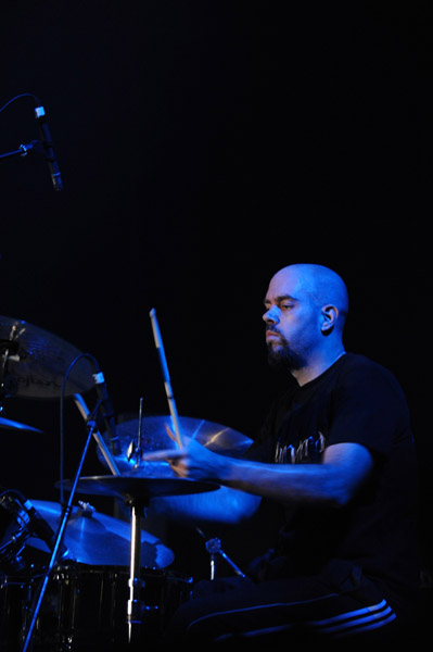 Rafik JR : Drums